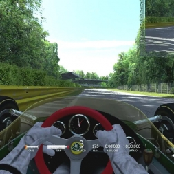 [Assetto Corsa (EA021)] - Lotus 49 - Monza '66 - 1:30:580 - Logitech G27 - Full HD