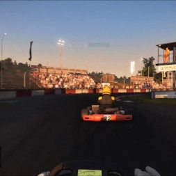 PCars - Glencairn Kart Cup Trophy - Round 1 - Race 2