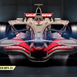 F1 2017 Classic Car Reveal - McLaren - HD