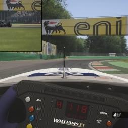 Assetto Corsa Williams BMW FW24 @ Monza JP Montoya