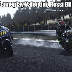 MotoGP 17 Gameplay - Valentino Rossi Brno - RACE 4k