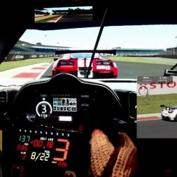 AC - Silverstone - Ferrari 458 GT2 - online race