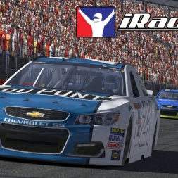 Nascar Monster Energy Cup Chevrolet SS at Charlotte Oval (PT-BR)