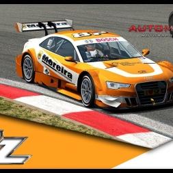 DTM / Audi RS5 / GP Nurburgring / #Automobilista