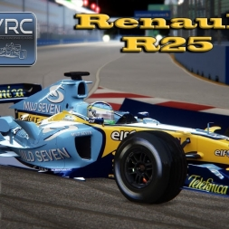Assetto Corsa 4K * Renault R25 (2005) Released + DOWNLOAD