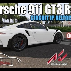 ASSETTO CORSA : Porsche 911 GT3 RS : CIRCUIT JP BELTOISE