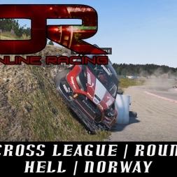 HOW NOT TO RALLYCROSS - AOR RALLYCROSS -  R3 -  HELL, NORWAY