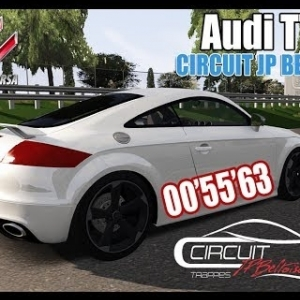 ASSETTO CORSA : Audi TT RS : CIRCUIT JP BELTOISE