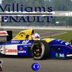 Assetto Corsa 4K * Williams FW14 ´91 [ v0.7 Beta + download ]