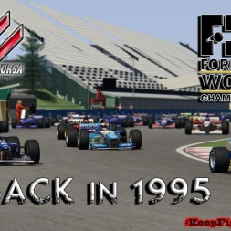 Assetto Corsa * Formula 1 1995 * back to 90´s