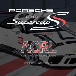 ACRLPorsche 911 Summer Supercup - Round 2
