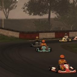 PCars - Glencairn Kart Cup Trophy - Round 2 - Race 1