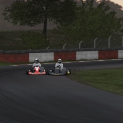 PCars - Glencairn Kart Cup Trophy - Round 2 - Race 2