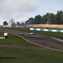 PCars - Road Entry Club UK Cup - Round 2 - Donington