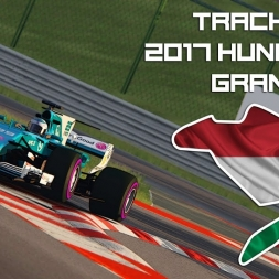 F1 2017 Hungarian Grand Prix | Virtual Circuit Guide | Budapest, Hungary | ACFL 2017