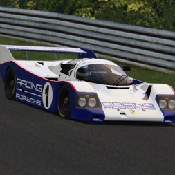 Assetto Corsa (1.14.4) - Porsche 962c Short Tail @Nordschleife Tourist