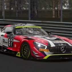 Assetto Corsa (1.14.4) - Mercedes-AMG GT3 @Monza GP (Winter Mod)