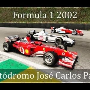 Assetto Corsa: Formula 1 2002 Season // Round 3 - Autódromo José Carlos Pace