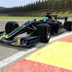 Automobilista Hotlap | Formula Ultimate @ Spa 1:41.530