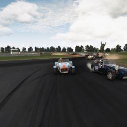 PCars - Road Entry Club UK Cup - Round 4 - Snetterton