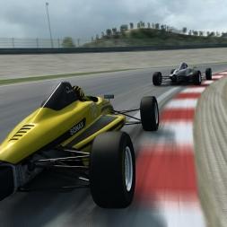 RaceRoom | RaceDepartment Formula Juniors @ Zandvoort Club