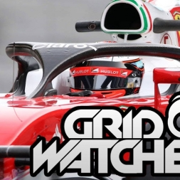 KVYET OUT HALO & KUBICA IN? - GRID WATCHERS PODCAST #13