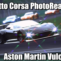 Assetto Corsa - 2016 Aston Martin Vulcan R - Photorealistic Graphics mod gbW