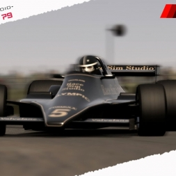 Assetto Corsa Formula 79 by Race Sim Studio