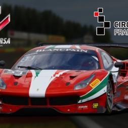 Ferrari 488 GT3 at Spa-Francorchamps (PT-BR)