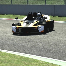 [Assetto Corsa (EA071)] - KTM X-Bow - Mugello - **** Happens - Logitech G27 - Full HD