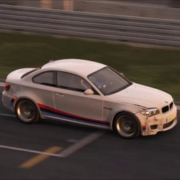 PCars - BMW 1M Eifelwald Sprint Club - Nurburgring
