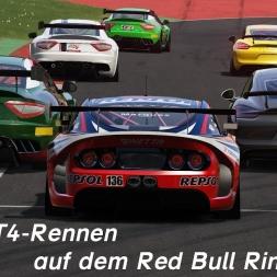 Assetto Corsa (1.14.4) - GT4-Rennen @Red Bull Ring im Ginetta G55 GT4
