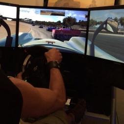 iRacing - Spec Racer Ford - @ Laguna Seca -