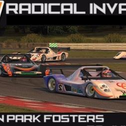 iRacing Radical SR8 at Oulton Park