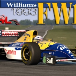Assetto Corsa * WILLIAMS FW15C Big Wing [Released + DOWNLOAD]