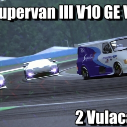 Assetto Corsa - Ford Supervan III V10 GE MOD Vs 2 Vulcans R - 1440p