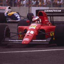 rFactor 2 Ferrari 642 @ Hungary