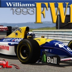 Assetto Corsa * WILLIAMS FW15C [Released + DOWNLOAD]