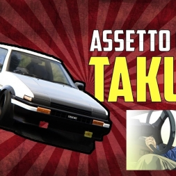 THE FASTEST AE86 - Akina Downhill Time-Attack 5:10.864
