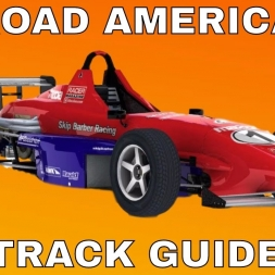 iRacing Skip Barber Track Guide Season 3 2017 - Road America