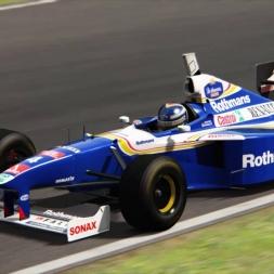 Williams FW19 Imola Hotlap (VR)