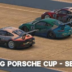 iRacing Porsche Cup Sebring Race 3