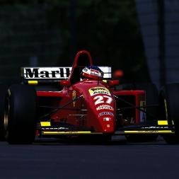 rFactor 2 Ferrari 412 T2 @ Silverstone