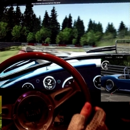 AC - Nordschleife - Shelby Cobra - online track day