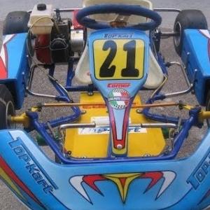 Assetto Mods: 50 cc Gokart on Kart track!!
