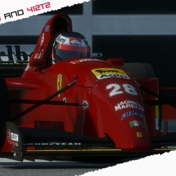 Rfactor 2 Open Beta DX11 Ferrari F93A and 412T2 by ASRformula