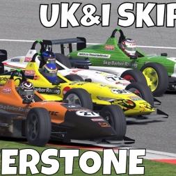 iRacing UK&I Skip Barber at Silverstone