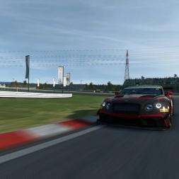 RaceRoom HotLap | Bentley GT3 @ Suzuka 2:00.155