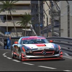 Assetto Corsa MOD (4K) GT3 Quick Race @ Monaco GP