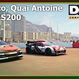 Dirt 3 - Ford RS200 - RallyX Showdown - Quai Antoine